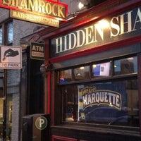 Photo taken at Hidden Shamrock by Ryan H. on 11/9/2012
