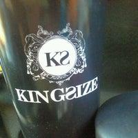 Photo taken at King Size by Nikos T. on 6/9/2013
