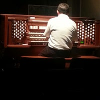 Photo taken at McKay Auditorium by Joe E. on 9/25/2013