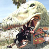 Photo taken at Cabazon Dinosaurs by Barritz on 3/25/2013