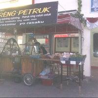 Photo taken at Angkringan KR Mangkubumi by dewik k. on 11/6/2012