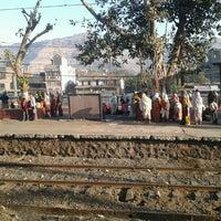Photo taken at Igatpuri Railway Station by Karan S. on 2/17/2013