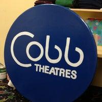 Photo taken at Cobb Pinnacle 14 Theatre by Garet S. on 2/10/2013