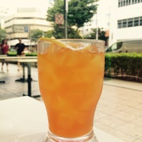 Photo taken at Ya Kun Kaya Toast 亞坤 by Christian on 7/26/2015