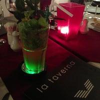 Photo taken at La Taverna by Maria S. on 2/19/2013
