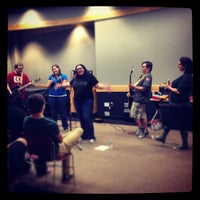 Photo taken at Greensboro Public Library by Steph A. on 6/28/2014