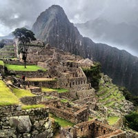 Foto scattata a Machu Picchu da shuvo il 5/1/2013