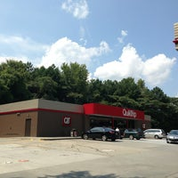 Photo taken at QuikTrip by MARK T. on 7/28/2013