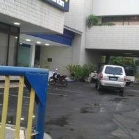 Photo taken at Bank Mandiri by Day P. on 2/2/2013