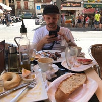Photo taken at Cafetería Lisboa by Ульяна О. on 8/16/2017