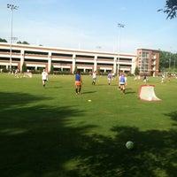Photo taken at UGA Intramural Fields by Josh B. on 6/27/2013