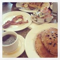 Photo taken at Gracie Mews Diner by Jackie B. on 4/13/2013