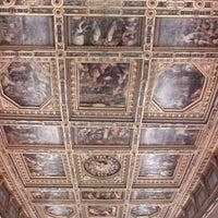 Photo taken at Salone dei Cinquecento by Pazkual G. on 7/6/2013