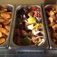Photo taken at The Menu - Artisan Cuisine Of India by The Menu - Artisan Cuisine Of India on 7/22/2013
