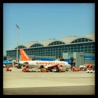 Photo taken at Alicante-Elche Airport (ALC) by Valentin M. on 3/20/2013