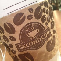 Photo taken at Second Cup by Cristina M. on 2/8/2013