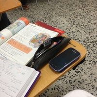 Photo taken at PRAXIS    English Academy by Uriel M. on 8/20/2013