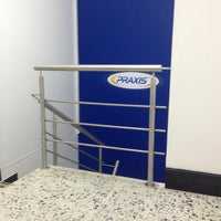Photo taken at PRAXIS    English Academy by Uriel M. on 8/15/2013