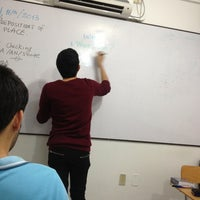 Photo taken at PRAXIS    English Academy by Uriel M. on 8/17/2013