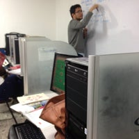 Photo taken at PRAXIS    English Academy by Uriel M. on 10/3/2013