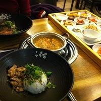 Photo taken at B빔밥 by Remedios L. on 11/4/2012