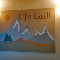 Photo taken at CJ's Grill by Mig O. on 5/15/2014