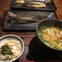 Photo taken at 屋久どん by Rinno on 3/19/2018