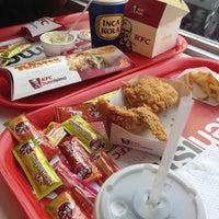 Photo taken at KFC by Eduardo F. on 5/3/2013