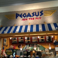 Photo taken at Pegasus on the Fly by Asya S. on 2/16/2013