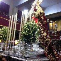 Photo taken at Ermita Zamarrilla by José C. on 3/23/2013