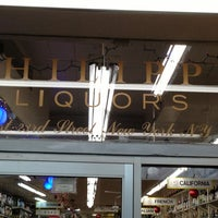 Photo taken at Philippe Wine and Spirits by Erika H. on 12/29/2012