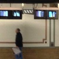 Photo taken at MTA Subway - 103rd St (1) by Erika H. on 4/24/2013
