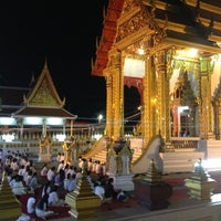 Photo taken at Wat Thep Leela by BangBank _. on 12/31/2012