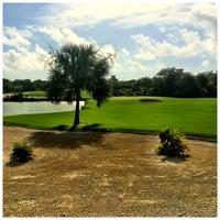 Photo taken at El Manglar Golf Course by Daniel O. on 12/29/2014