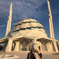 7/13/2018 tarihinde Nazlı E.ziyaretçi tarafından Marmara İlahiyat Vakfı Camii'de çekilen fotoğraf