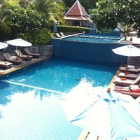 Photo taken at Baan Yuree Resort And Spa Phuket by Bank P. on 4/9/2013