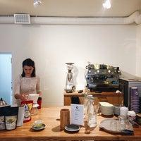 Das Foto wurde bei Smena Cafe von Danila K. am 8/23/2017 aufgenommen