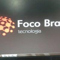 Photo taken at Foco Brasil by Mahrlon V. on 2/25/2014