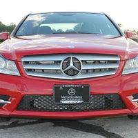 Photo taken at Mercedes-Benz of Easton by Chris P. on 5/2/2013
