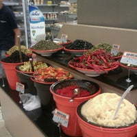 Photo taken at Carrefour Market hammamet nord by Julia S. on 9/30/2013