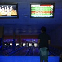 Photo taken at Gondolania Bowling by Joujou P. on 5/3/2013