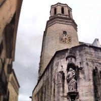 Photo taken at Antiga Caserna dels Alemanys by Jo L. on 5/4/2013