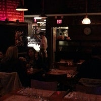 Photo taken at Pizzeria Magpie by Kinza N. on 4/4/2013