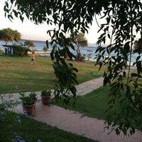Photo taken at Karaca Tatil Sitesi by İbrahim E. on 6/28/2014