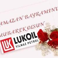Photo prise au Lukoil Yılmaz Petrol par Mehmet Y. le6/24/2017