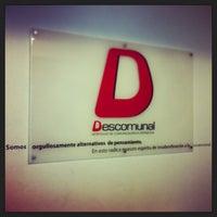 Photo taken at Descomunal (Despacho de Comunicación Alternativa) by Abraham C. on 7/17/2013