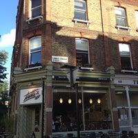 Photo taken at Lambs Conduit Street by J H. on 11/2/2012