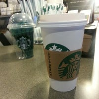 Photo taken at Starbucks by Neya H. on 2/9/2013