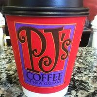 Photo taken at PJ's Coffee by Julie C. on 1/31/2013