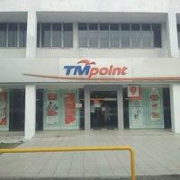 Photo taken at TM Point Titiwangsa by Faaleh M. on 3/12/2014